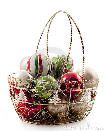 Basket of Bulbs