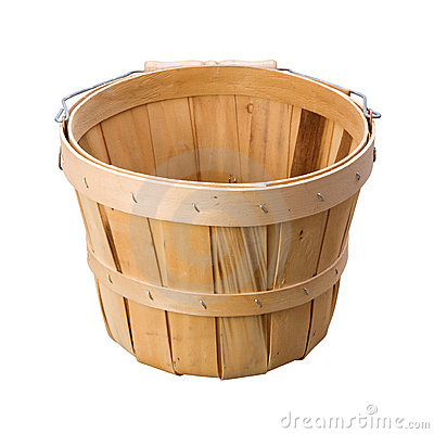 Basket (with clipping path)