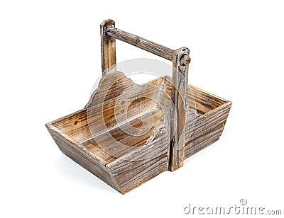 Basket for firewood