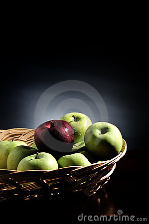 Basket of Fruits II