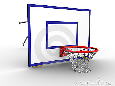 Basket Hoop Ground