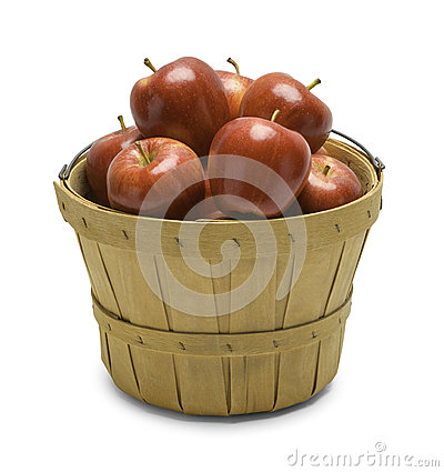 Free Basket Of Apples Royalty Free Stock Photography - 73344247