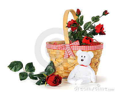 Basket of Romance