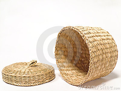 Basket on Side