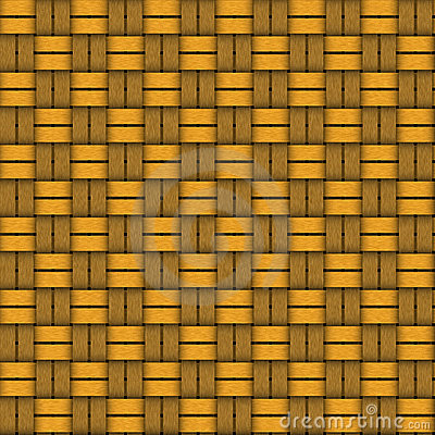Basket tight weave texture