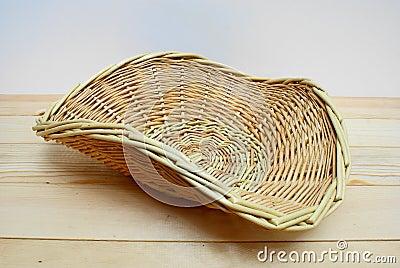 Basket triangular.