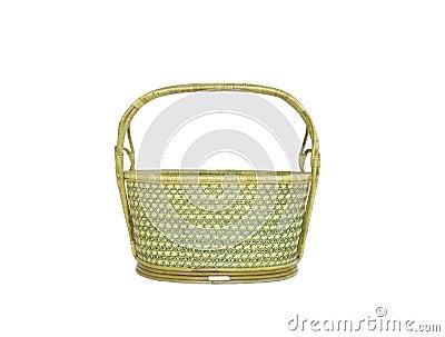 Basket Weave Wood
