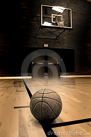 Free Basketball Royalty Free Stock Photo - 6953935