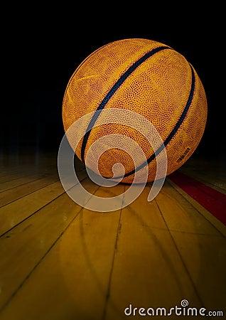 Free Basketball Royalty Free Stock Image - 7648696