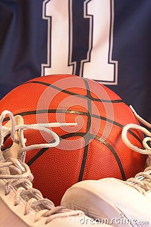 Free Basketball Royalty Free Stock Photo - 8470395