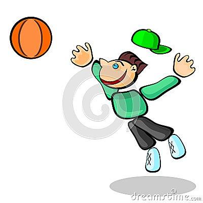 Basketball amateur