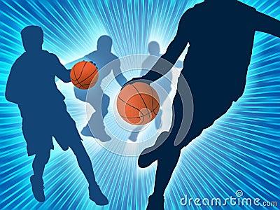 Basketball Art 3