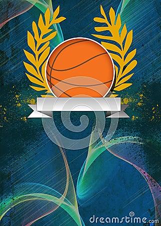 Basketball background