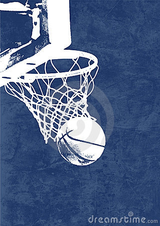 Free Basketball Basket Stock Image - 4315751
