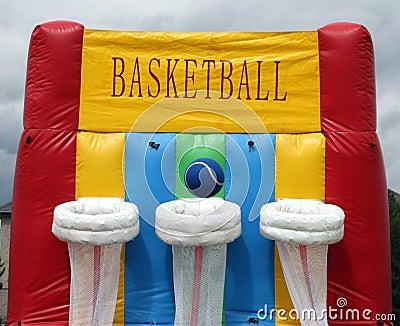 Basketball bouncer