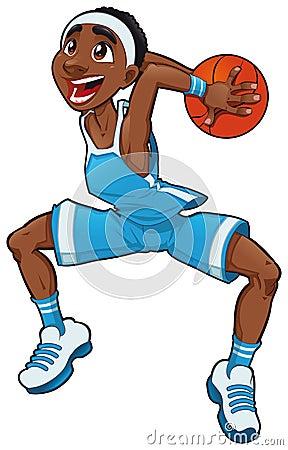 Basketball boy.