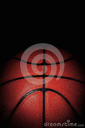 Free Basketball Close Up Royalty Free Stock Photo - 57699165