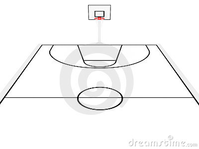 Clipart Basketball Court. Clipart. Free Image About Wiring Diagram ...