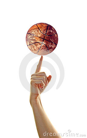 Free Basketball Earth Royalty Free Stock Image - 4794126