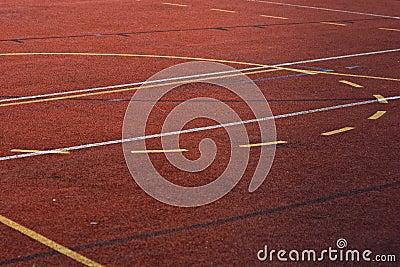 Basketball field