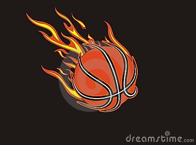 basketball fireball