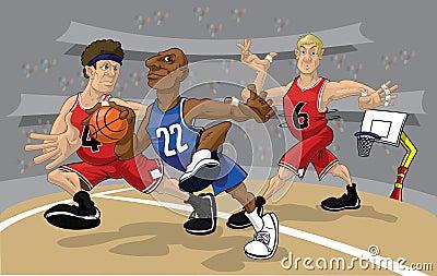 Basketball Game!