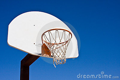 Basketball Goal with backboard net and rim
