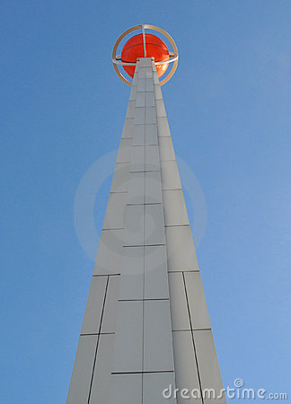 Free Basketball Hall Of Fame Landmark. Royalty Free Stock Photography - 11827847