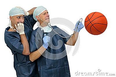 Basketball health
