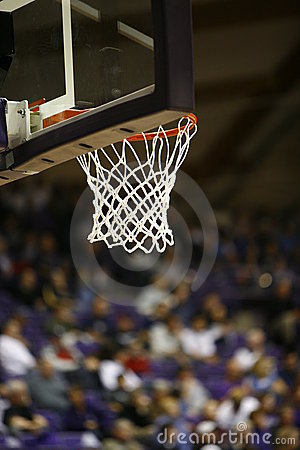 Free Basketball Hoop Royalty Free Stock Image - 3782686