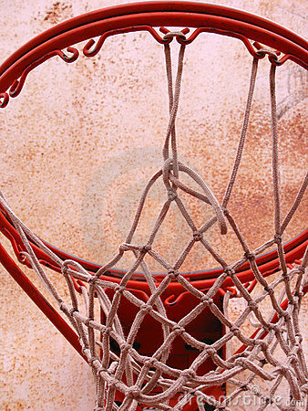 Free Basketball Hoop Royalty Free Stock Photography - 3901777