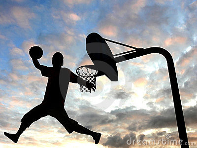 Basketball Hoop - Slam Dunk