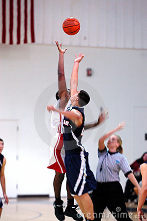 Free Basketball Jump Blur Stock Photo - 1724880