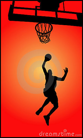 Free Basketball Player Royalty Free Stock Images - 10029199