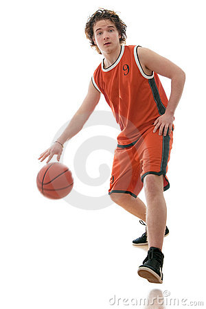 Basketball Player Stock Photography - Image: 17740132