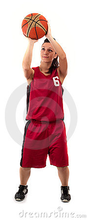 Free Basketball Player Royalty Free Stock Images - 20138569