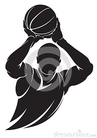 Free Basketball Player Royalty Free Stock Images - 53765089