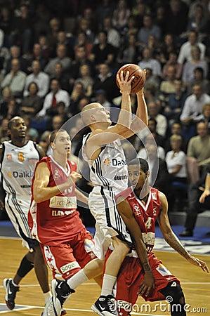 Basketball shooting, Ben Woodside Editorial Photography