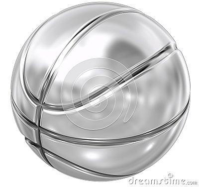 Basketball steel
