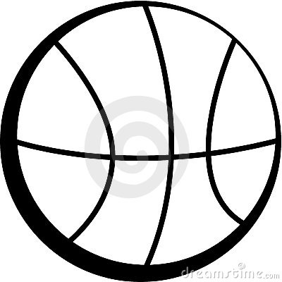 basketball vector illustration