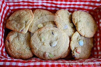 Basketful of Cookies