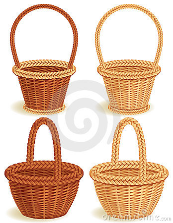 Free Baskets Stock Photography - 8176592