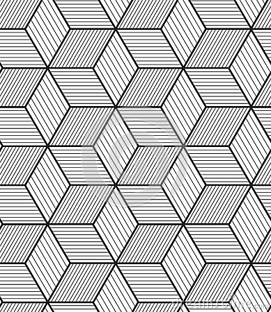 Basketwork Drawing. Only Black On Transparent Background ...