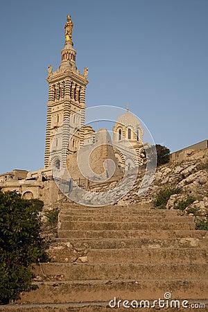 Baslique Notre Dame de la Garde Church, Marseilles