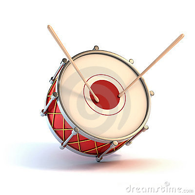 Bass drum instrument