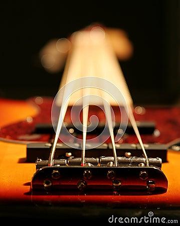 Free Bass Guitar Stock Photography - 539652