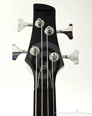 Bass Guitar Headstock