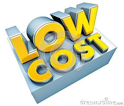 Basso costo immagine stock libera da diritti immagine for Design basso costo