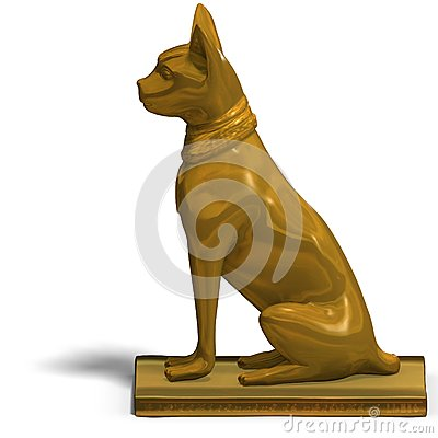 Bast statue