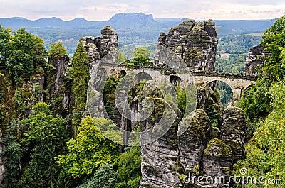 Nationaal park Saksisch Zwitserland  getbybuscom